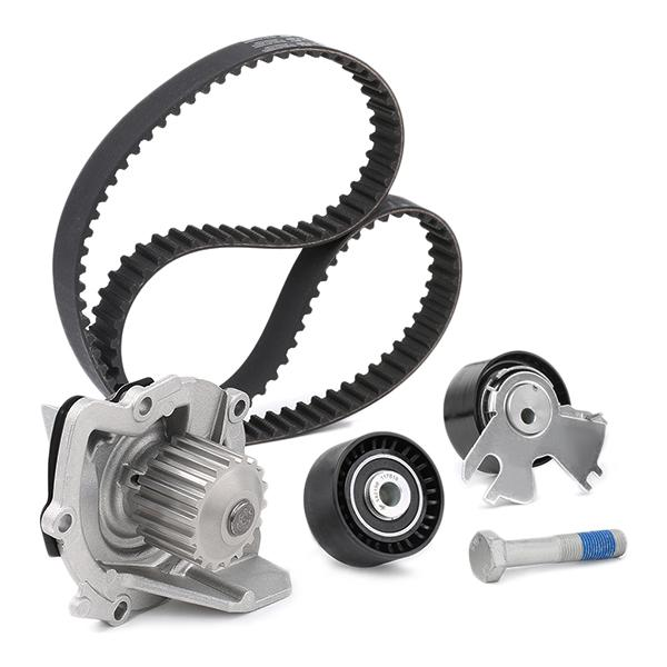 Timing belt and water pump kit GATES T43231 5414465385476