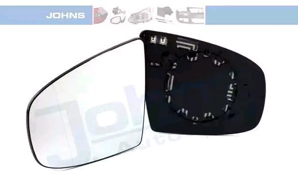 Außenspiegelglas 20 74 37-83 JOHNS 20 74 37-83 in Original Qualität
