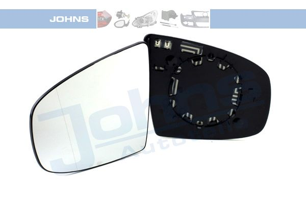 Wing Mirror Glass JOHNS 20 74 37-83 rating