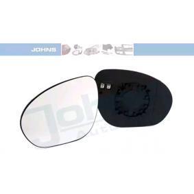 Mirror Glass, outside mirror 27 31 37-81 JUKE (F15) 1.6 DIG-T 4x4 MY 2019