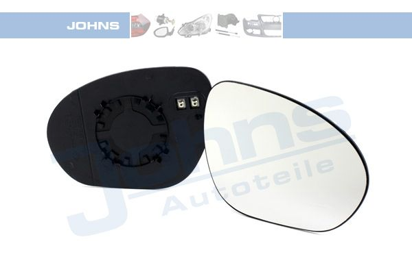 Wing Mirror Glass JOHNS 27 31 38-81 rating