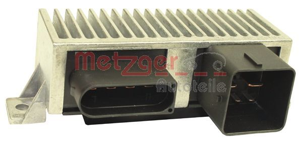 Control Unit, glow plug system 0884002 METZGER 0884002 original quality