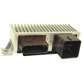 Control Unit, glow plug system 0884002 Note (E11, NE11) 1.5 dCi MY 2010