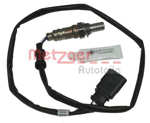 Lambda Sensor 0893377 METZGER 0893377 in Original Qualität
