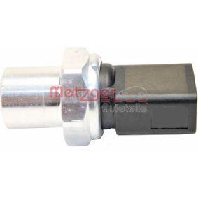 METZGER Druckschalter, Klimaanlage 0917094 für AUDI A4 Cabriolet (8H7, B6, 8HE, B7) 3.2 FSI ab Baujahr 01.2006, 255 PS