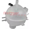 METZGER Vaschetta acqua radiatore SAAB con sensore, senza coperchio