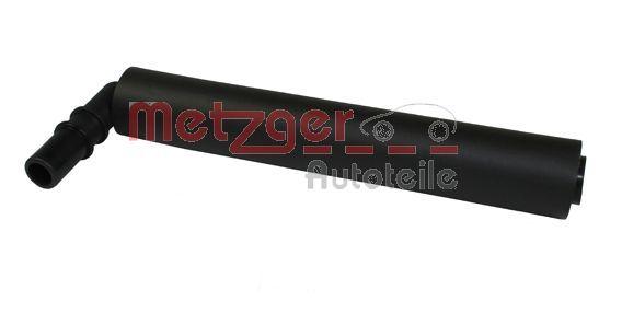 METZGER  2380020 Schlauch, Kurbelgehäuseentlüftung