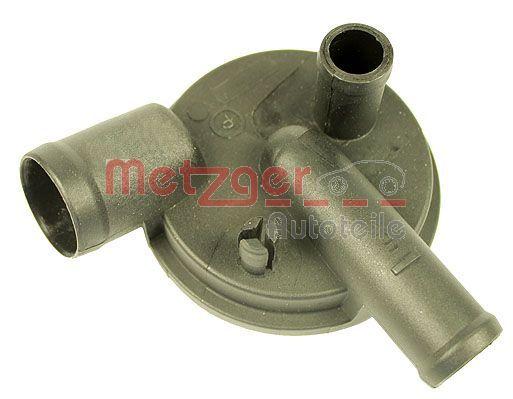 Válvula, ventilación cárter 2385006 METZGER 2385006 en calidad original