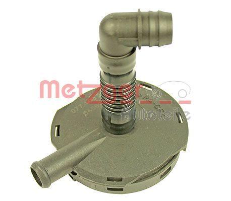 Ventil, Kurbelgehäuseentlüftung 2385011 METZGER 2385011 in Original Qualität