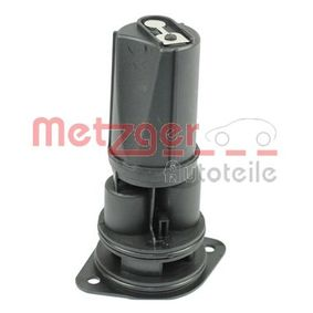 Oil Trap, crankcase breather with OEM Number 03C103464A