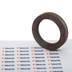 VAICO Wellendichtring, Kurbelwelle V10-3263 für AUDI 90 (89, 89Q, 8A, B3) 2.2 E quattro ab Baujahr 04.1987, 136 PS