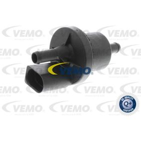 VEMO Ventil, Aktivkohlefilter V10-77-1040 für AUDI A4 Avant (8E5, B6) 3.0 quattro ab Baujahr 09.2001, 220 PS