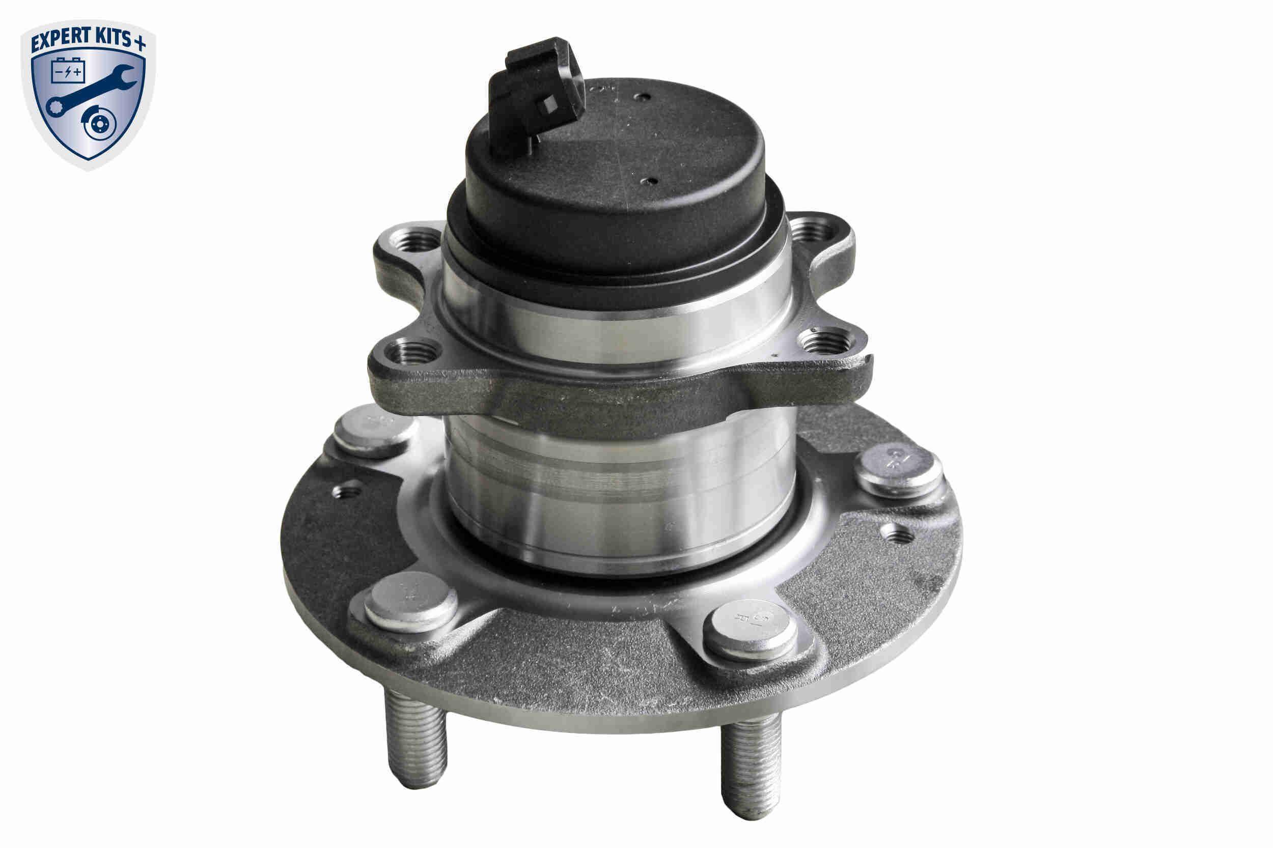 VAICO  V25-8112-1 Bremsbelagsatz, Scheibenbremse Breite 1: 155,1mm, Breite 2: 156,3mm, Höhe 1: 62,4mm, Höhe 2: 67mm, Dicke/Stärke: 18,1mm