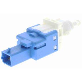 Switch, clutch control (engine control) V24-73-0036 PUNTO (188) 1.2 16V 80 MY 2002