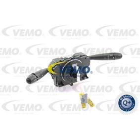 Steering Column Switch Number of Poles: 22-pin connector, with fog-lamp function, with high beam function, with indicator function, with light dimmer function, with rear fog light function, with rear wipe-wash function, with wipe interval function, with wipe-wash function with OEM Number 96 595 107 XT