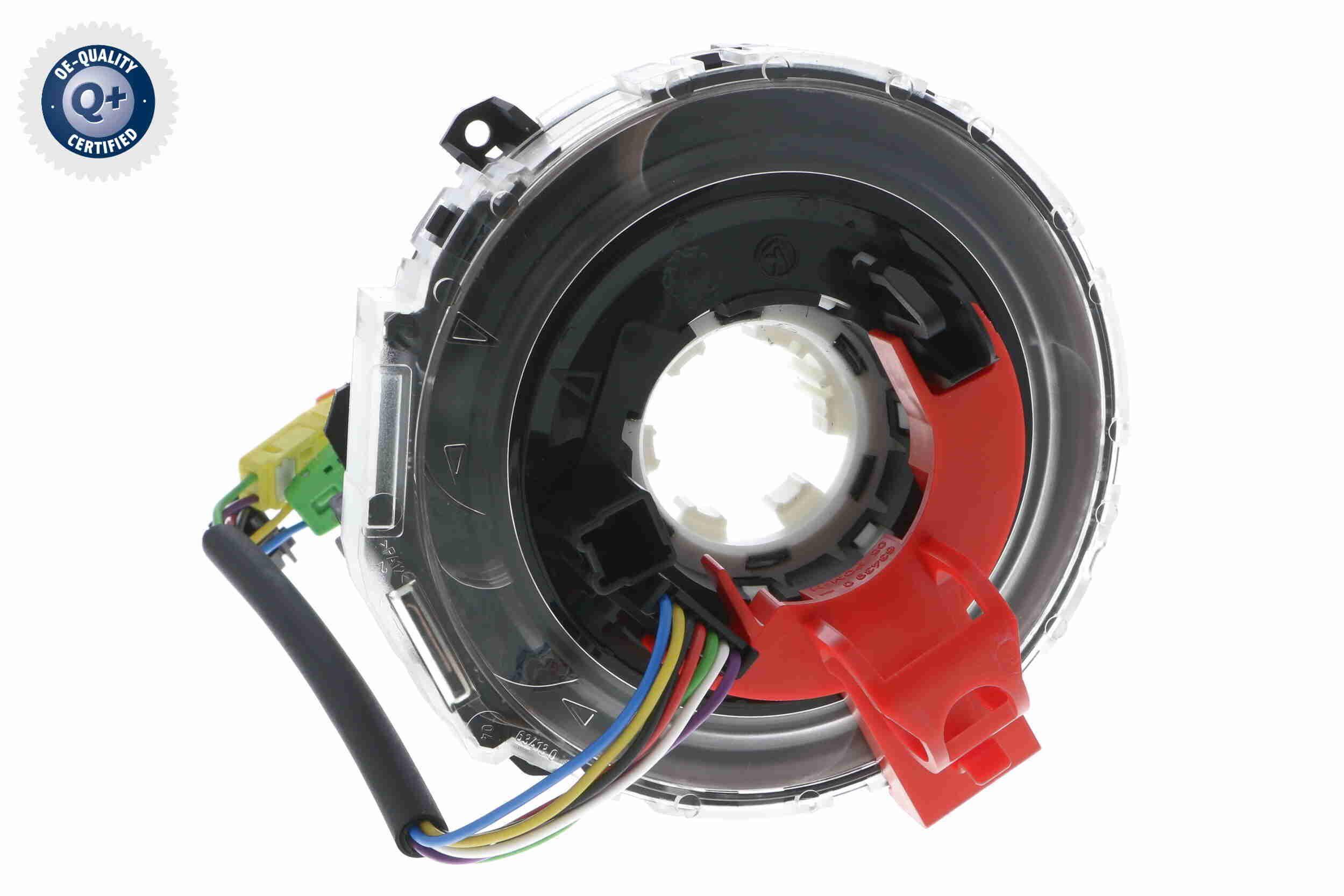 Clockspring, airbag V30-72-0743 VEMO V30-72-0743 original quality
