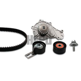 Water pump and timing belt kit Width: 25,4mm with OEM Number 1 753 587