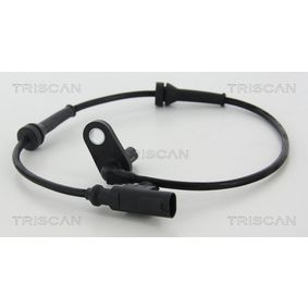 Sensor, wheel speed with OEM Number 47910 AX600