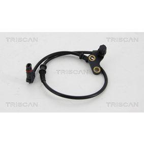 Sensor, Raddrehzahl mit OEM-Nummer 1705400817