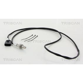 TRISCAN Lambdasonde 8845 29031 für AUDI A4 Avant (8E5, B6) 3.0 quattro ab Baujahr 09.2001, 220 PS