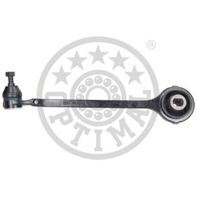 Track Control Arm Length: 401,4mm, Length: 401,4mm, Cone Size: 16,6mm with OEM Number 05180607AA