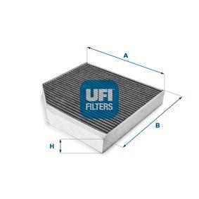 Filter, Innenraumluft Art. Nr. 54.222.00 120,00€