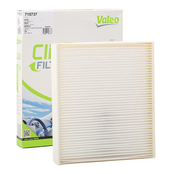 Cabin Air Filter VALEO 715737 expert knowledge
