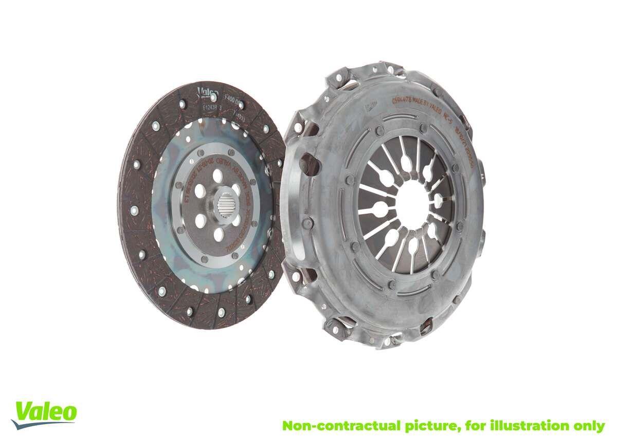 VALEO SERVICE KIT2P for CONVERSION KIT 828543 Kit frizione
