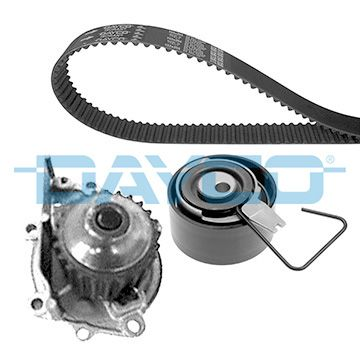 DAYCO  KTBWP4060 Water pump and timing belt kit