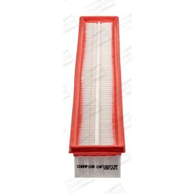 Luftfilter Länge: 520,0mm, Breite: 86,0mm, Breite 1: 76,0mm, Breite 2: 71,5mm, Höhe: 55,0mm, Länge: 510,0mm mit OEM-Nummer 111 094 0304