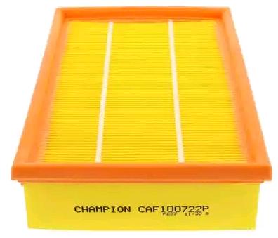 Luftfilter CHAMPION CAF100722P Erfahrung