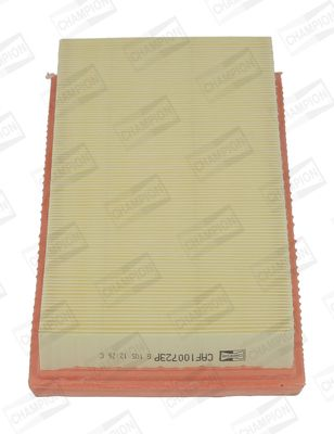 Luftfilter CAF100723R CHAMPION CAF100723R in Original Qualität