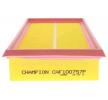 CHAMPION Motorluftfilter CAF100757P