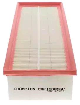 Luftfilter CHAMPION CAF100806P 4044197759309