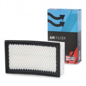 Air Filter Length: 240mm, Width: 140mm, Height: 59mm, Length: 240mm with OEM Number 16546BN701