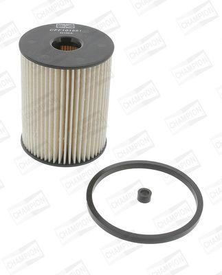 CHAMPION  CFF101561 Fuel filter Height: 89mm