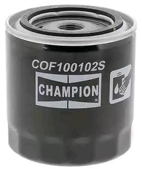 Ölfilter CHAMPION COF100102S Erfahrung