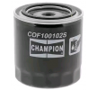 Oil filter JEEP GRAND CHEROKEE 2 (WJ, WG) 2000 year COF100102S CHAMPION Screw-on Filter