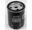 OEM Oil Filter CHAMPION COF100115S for MAZDA