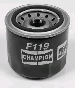 Filtro de Aceite COF100119S CHAMPION COF100119S en calidad original