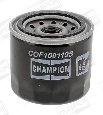 Filtro de aceite CHAMPION COF100119S evaluación