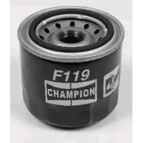 Oil Filter COF100119S 6 Hatchback (GH) 2.2 MZR-CD MY 2010
