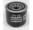 OEM Ölfilter CHAMPION COF100119S für KIA