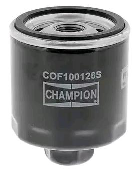 Ölfilter CHAMPION COF100126S 4044197763023
