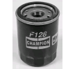 Oil filter CHAMPION COF100128S Screw-on Filter