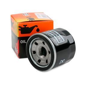 Ölfilter Ø: 68mm, Innendurchmesser: 62mm, Höhe: 66mm mit OEM-Nummer 15208-KA-010