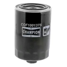 T4 Transporter 2.5TDI Ölfilter CHAMPION COF100137S (2.5TDI Syncro Diesel 1997 AUF)