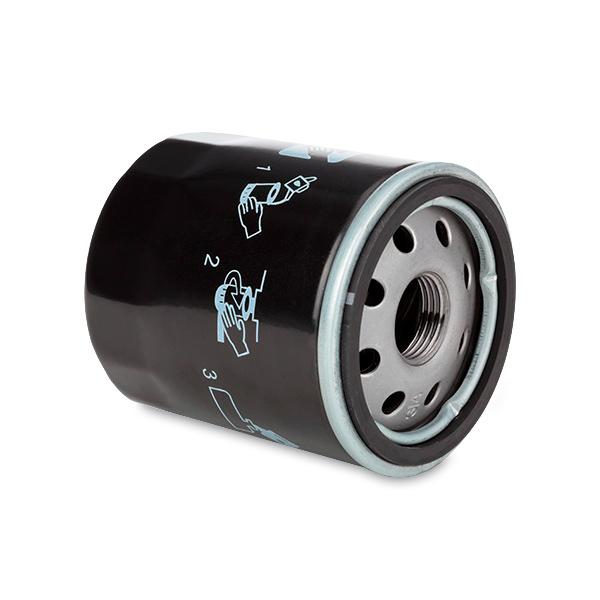 Ölfilter CHAMPION COF100138S 4044197763047
