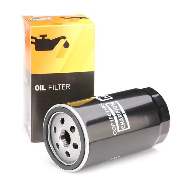 Ölfilter CHAMPION COF100148S Erfahrung