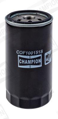 Ölfilter CHAMPION COF100151S 4044197763092